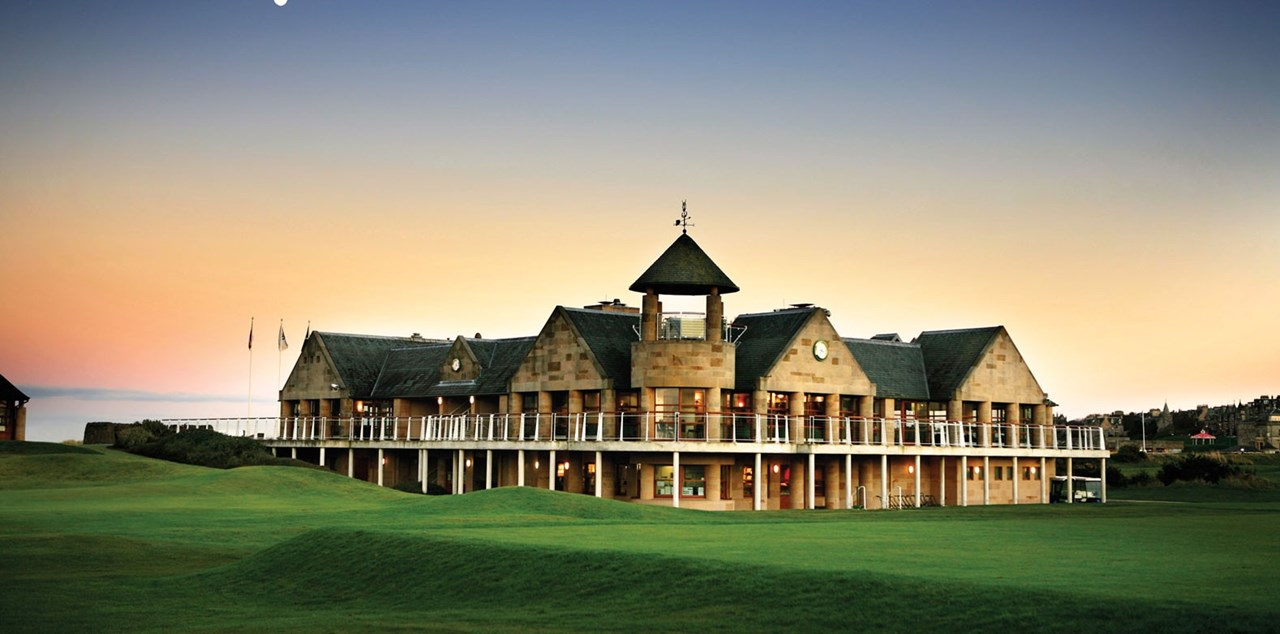 St Andrews Links New Clubhouse<br />