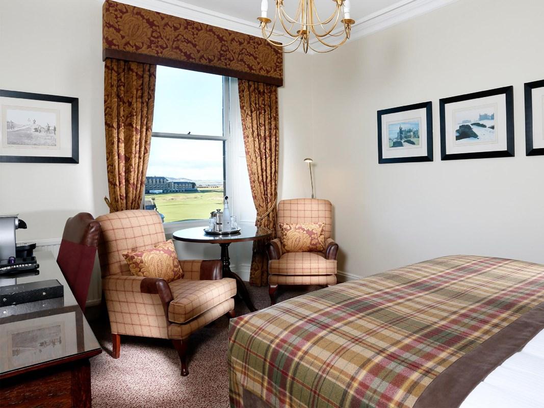Rusacks Hotel Room