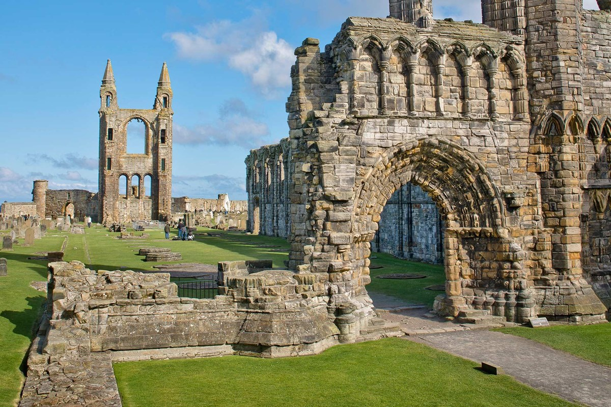 St Andrews Cathedral<br />