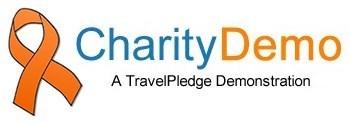 Demo Nonprofit Logo for TravelPledge