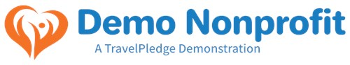 Demo Nonprofit Logo for TravelPledge