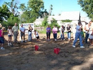 Habitat for Humanity of Cass and Schuyler Counties, Inc., Brigitte Boyce House