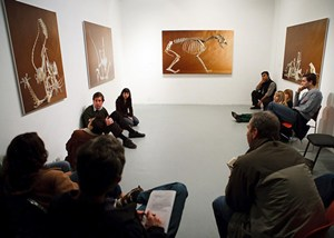 The School of Art offers programs for the professional training of fine artists, graphic designers and photographers.