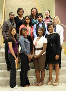 The Foundation currently offers 12 scholarship opportunities to high school seniors who attend the five area high schools of the Kansas City, Kansas Public Schools.