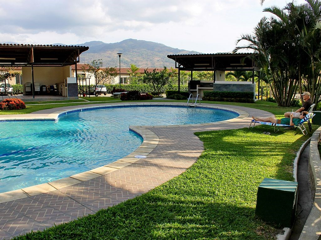 The Vacation Condos are in a Costa Rican residential community so you feel like a local, and can use the pool while others are at work!