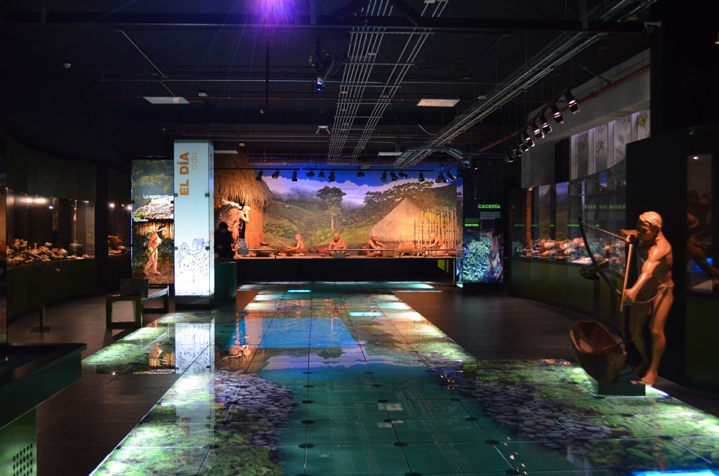 Head into the capital (20 minutes) and see the new Jade Museum