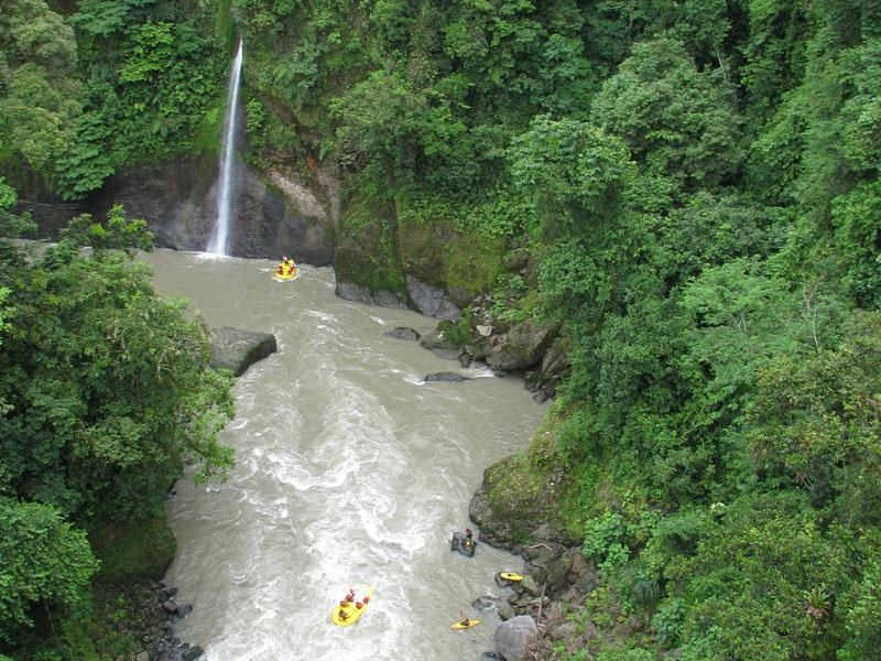 Jungle River Rafting - Highly rated by National Geographic. A perfect day package from your condo.